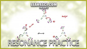 Resonance Practice Problems for Organic Chemistry