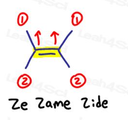 Z is on ze zame zide