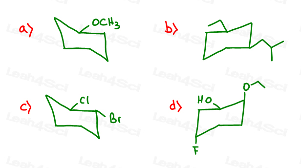 chair-conformation-ring-flip-practice-questions