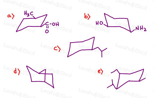 chair-conformation-to-cyclohexane-hexagon-practice