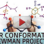 Cyclohexane Chair to Double Newman Projection tutorial video