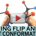 Cyclohexane Ring Flip and Boat Conformation play by Leah4sci