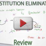 SN1 SN2 E1 E2 Reaction Mechanism Overview Video