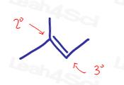 Deciding Markovnikov or antiMarkovnikov for hydrohalogenation of 2-methyl-2-butene