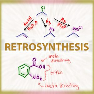 chemistry retrosynthesis Retrosynthesis 10 copyright, arizona state university.