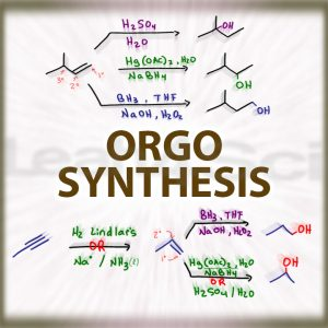How to tackle organic chemistry synthesis