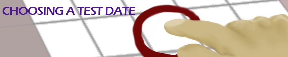 Choosing an MCAT Test Date
