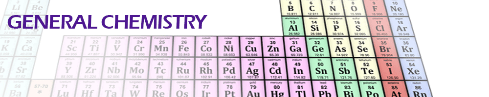 General Chemistry on the MCAT