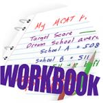 MCAT prep guide companion workbook
