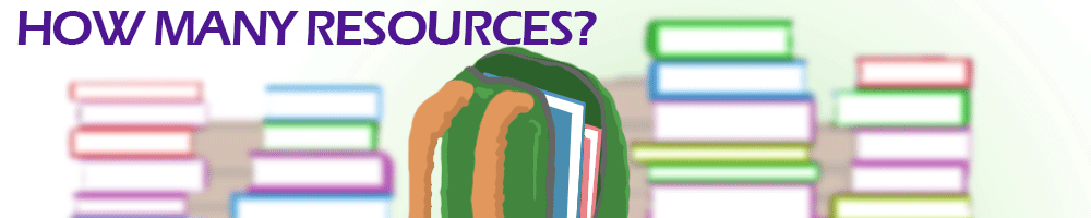 How Many Resources