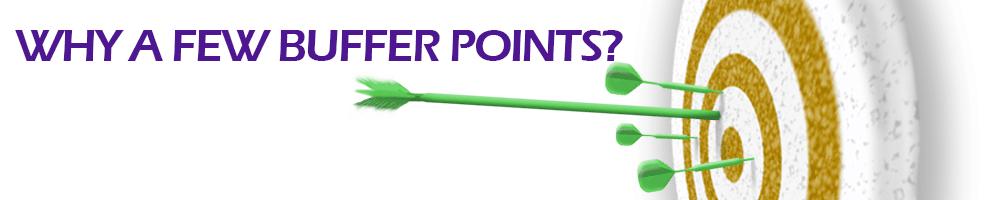 Why A Few Buffer Points