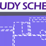 Map out your study schedule