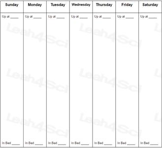 sample mcat study schedule template leah4sci strategy guide