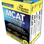 Princeton Review MCAT Books