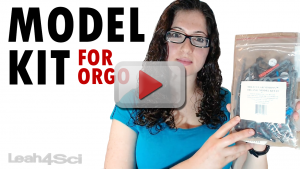How to use your organic chemistry model kit by Leah Fisch