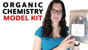 Organic Chemistry Model Kit Leah4sci