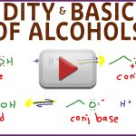 Alcohols Acidity and Basicity of Allcohols play