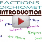 Stoichiometry & Reactions 1 play