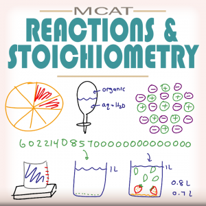 MCAT Stoichiometry & Reactions