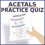 Acetal Practice Quiz by Leah4sci_preview