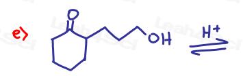 Cylcohexanone Acetal Practice Quiz by Leah4sci