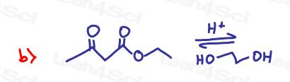 Ketone Ester Complete the Mechanism Acetal Hemiketal Ketal Practice by Leah4sci