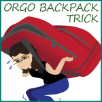 Backpack Trick for Organic Chemistry Reactions by Leah4sci