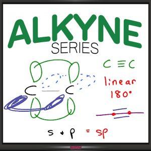 Alkyne Tutorial Video Series Homepage Leah4sci
