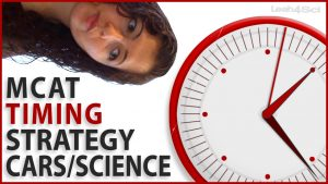 MCAT Timing Strategy for CARS and Science Passages Leah4sci