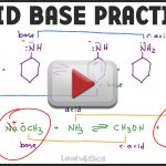 Acid Base Equilibrium Organic Chemistry Practice Questions by Leah Fisch