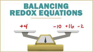 Balancing Redox Equations Stoichiometry Series by Leah4sci