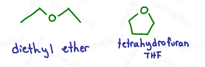 Diethyl Ether in TetraHydroFuran THF for Grignard Reactions