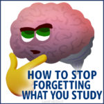 How to Stop Forgetting what you study by Leah4sci Organic Chemistry MCAT