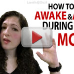 How to Stay Alert for 6_30 am, 12_15pm and 6pm MCAT Leah4sci