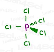 phosphorus pentachloride pcl5 lewis structure sp3d hybridization